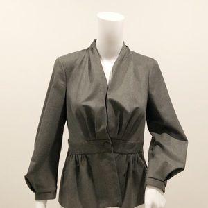 Zara woman grey jacket xs